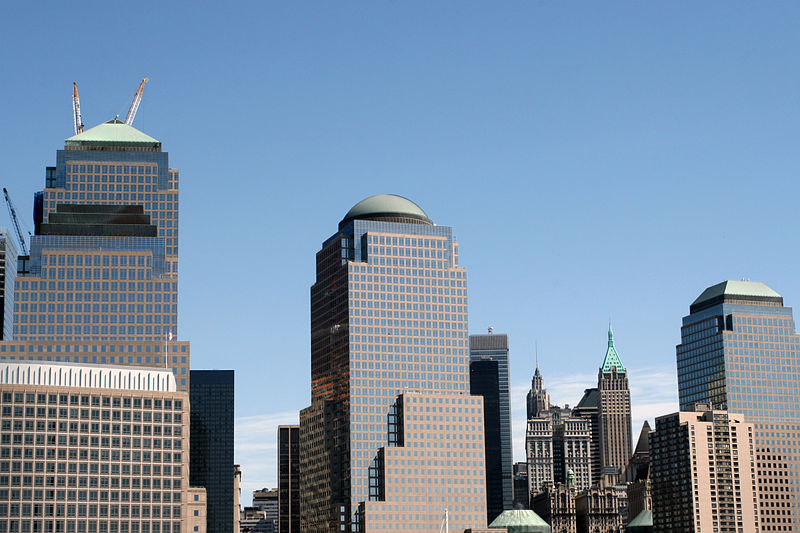 World_Financial_Center_skyline2_pd